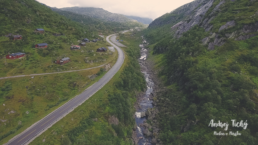 Cestou na Sirdal