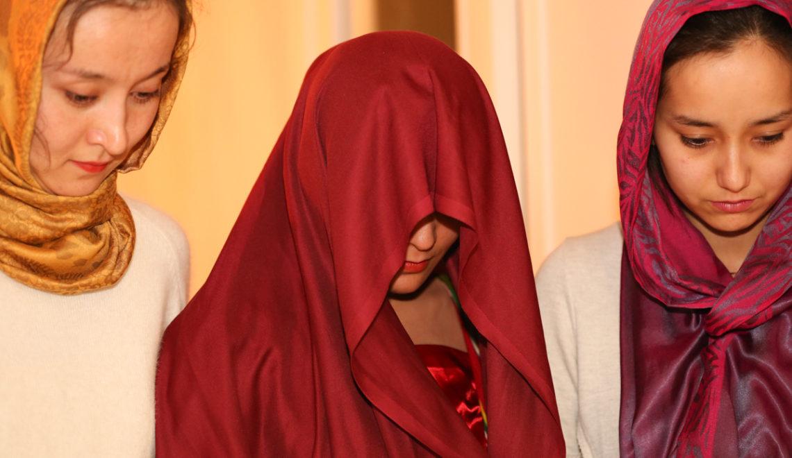 Moslimska svadba v Norsku